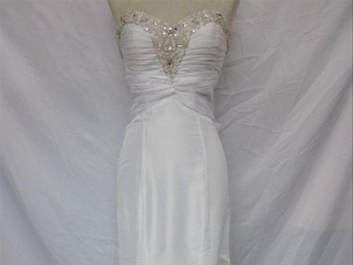 Tmx 1318703014705 C5305WHITE Santa Rosa wedding dress