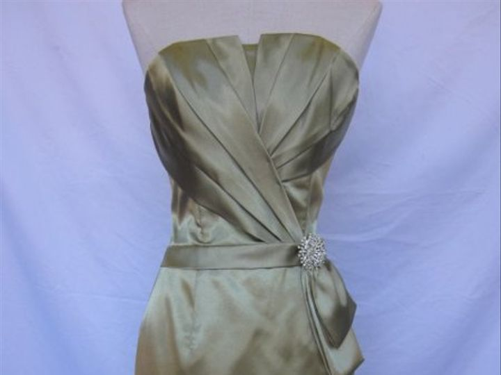 Tmx 1318703529802 CHA703SILVER Santa Rosa wedding dress