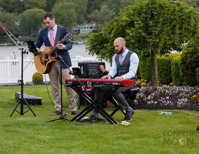 Ceremony Piano Guitar