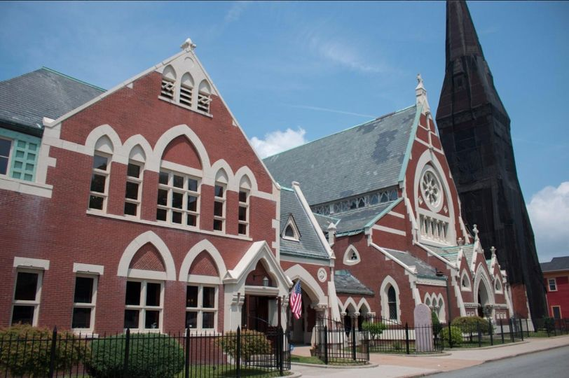 The Historic Abbey