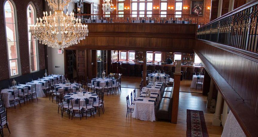 Event venue hall