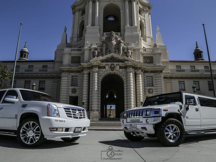 Tmx 1486542103256 Hummer Escalade Duo Glendale, California wedding transportation