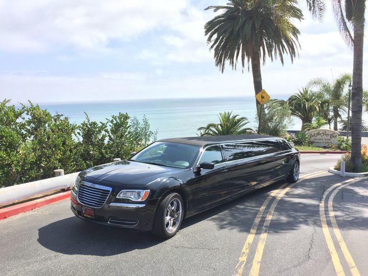 Tmx 1486542305702 Chrysler Limo Malibu Glendale, California wedding transportation