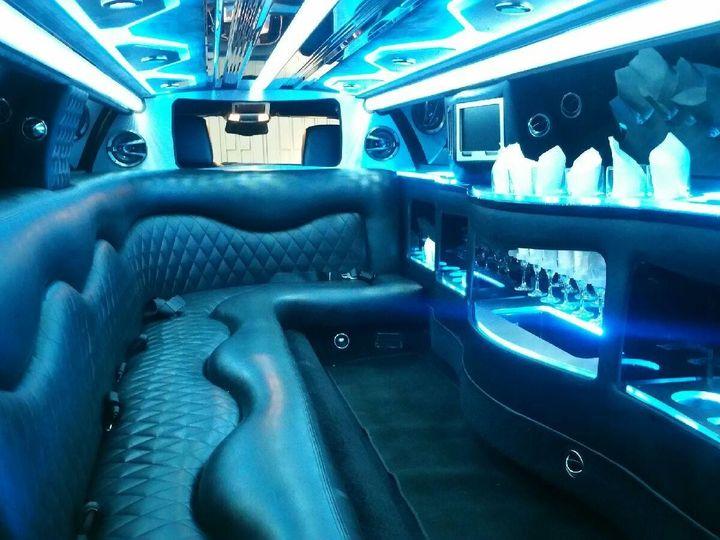 Tmx 1486542324339 Limo Interior Glendale, California wedding transportation