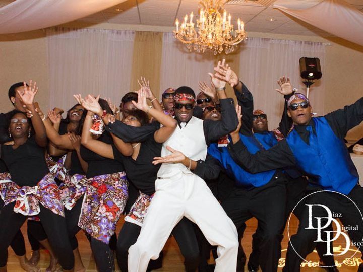 Tmx 1440172313815 Bridal Party Dance Oxford wedding photography
