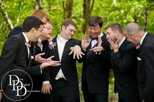Tmx 1440172445197 Fun Groomsmen Photo Oxford wedding photography
