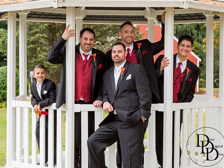 Tmx 1440172500162 Groomsmen Portrait Oxford wedding photography