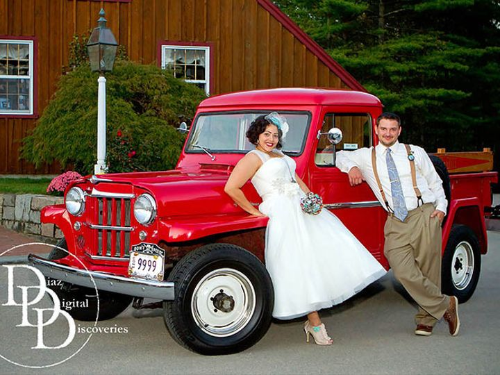 Tmx 1440172622081 Retro Themed Weddings Oxford wedding photography