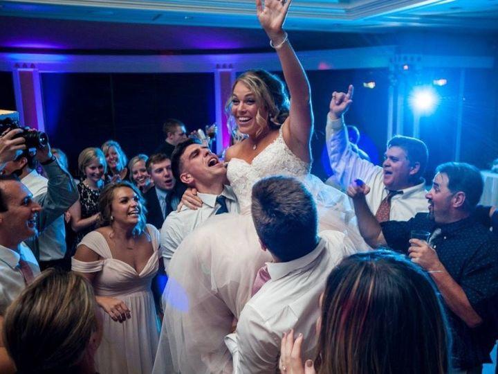 Tmx Bride In Air 51 127587 1559661407 Lancaster, PA wedding dj