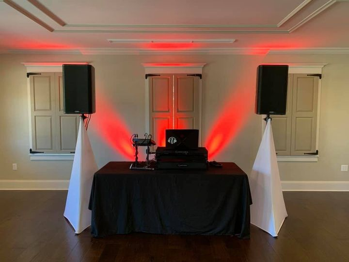 Special Event small set up