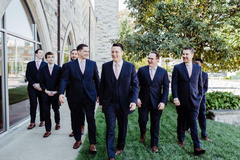 Wedding suits - Sami G Photography