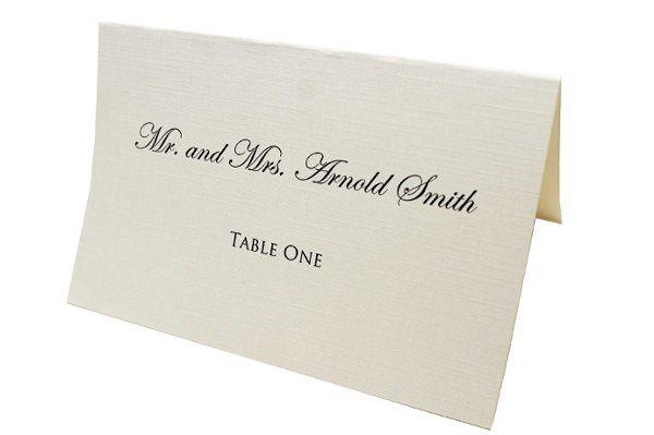 Tmx 1228846136631 LinenEscortPlacecard Freeport wedding invitation