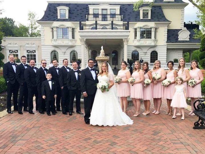 Tmx 1531611425 73219fe26e8bb72a 1531611423 5ff7106aad8beb24 1531611416593 7 CE086C5D 573C 4CB9 Atco, New Jersey wedding beauty
