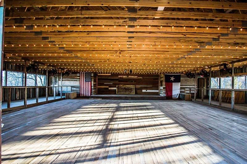 Fredericksburg Dance Hall