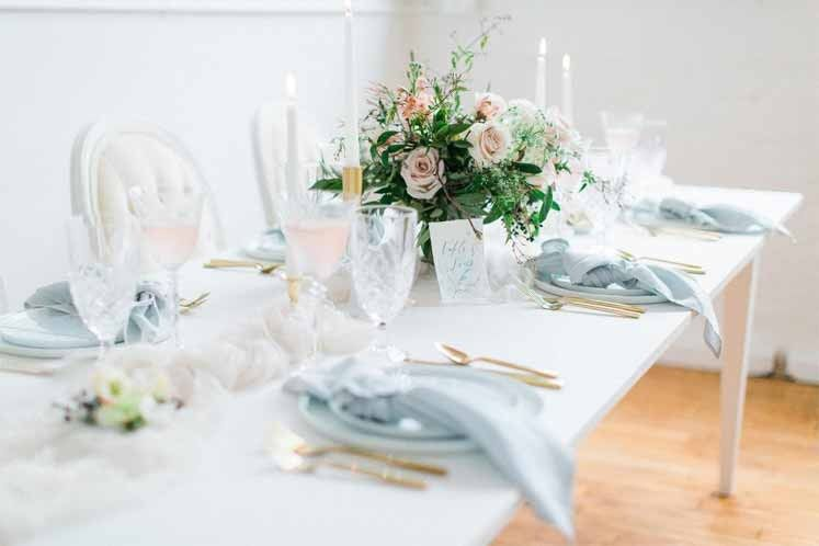 Tablescapes design