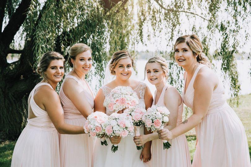 Paige Bridal Party