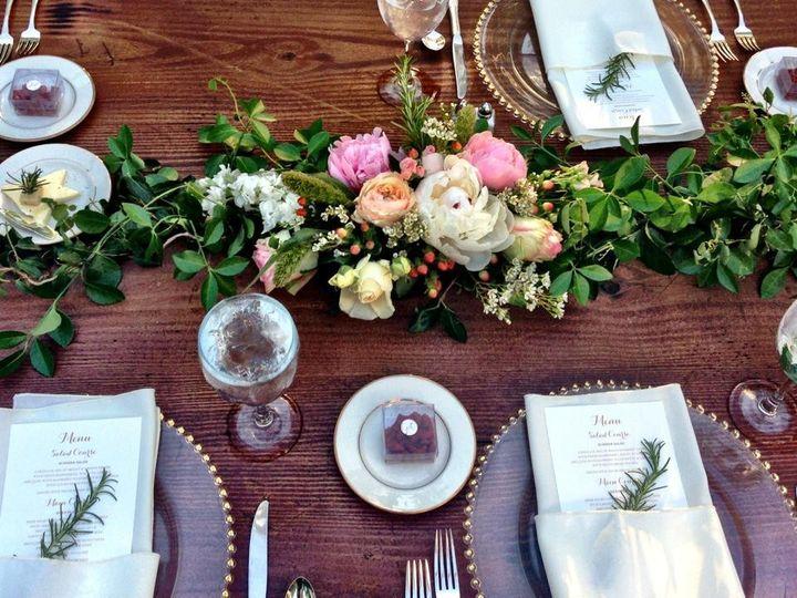 Tmx 1372616538764 Horton Table Top Pic Virginia Beach, VA wedding planner