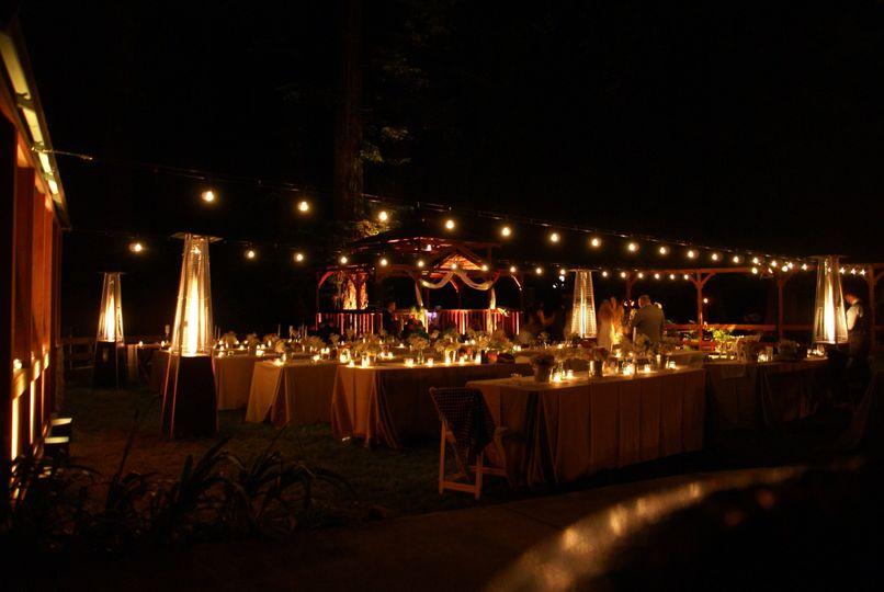 Fern River Resort Venue Felton Ca Weddingwire