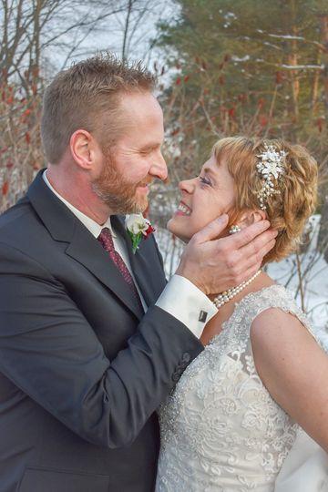 Winter-time weddings