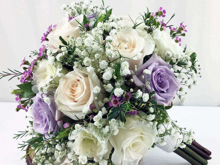 Tmx 1421033541077 Bb0932 Lavender And White Vintage Boho Garden Bouq Oregon City, OR wedding florist