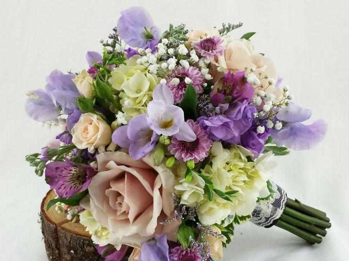 Tmx 1421033591186 Bb0943romantic Lavender And Blush Brides Bouquet Oregon City, OR wedding florist
