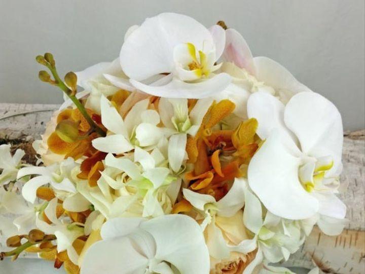 Tmx 1459572676384 Bb1179 Vintage Phalaenopsis Brides Bouquet Oregon City, OR wedding florist