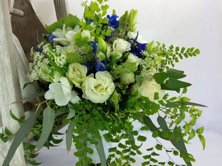 Tmx 1459575409613 Natural Loose Flowing Garden Bouquet Oregon City, OR wedding florist