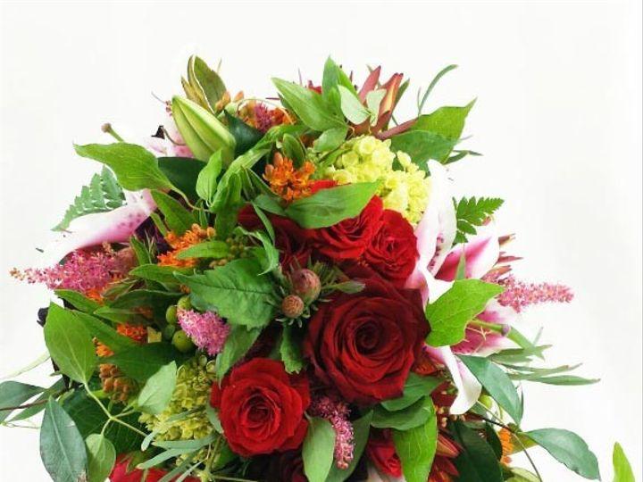Tmx 1459656187832 Bb1015 Mountian Wedding Brides Cascade Bouquet Oregon City, OR wedding florist