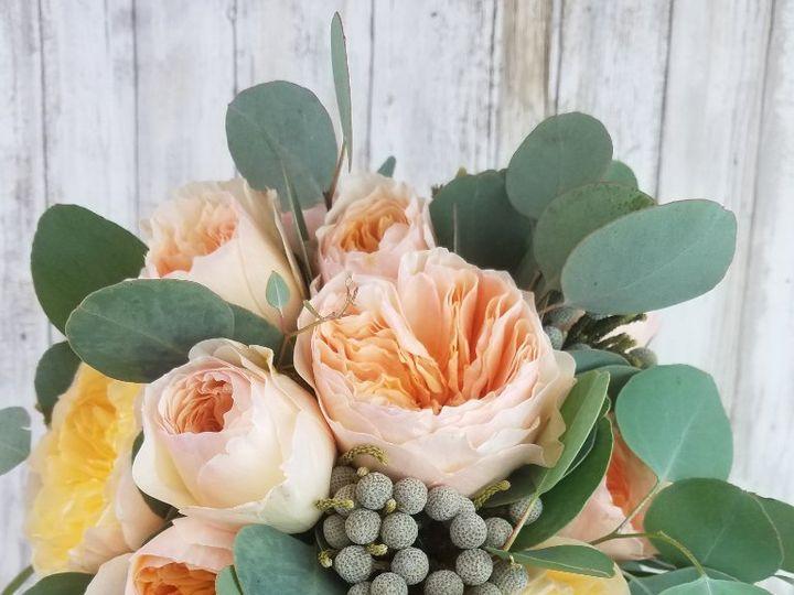 Tmx Bb1435 Juliette Garden Rose Brides Bouquet 51 42687 Oregon City, OR wedding florist