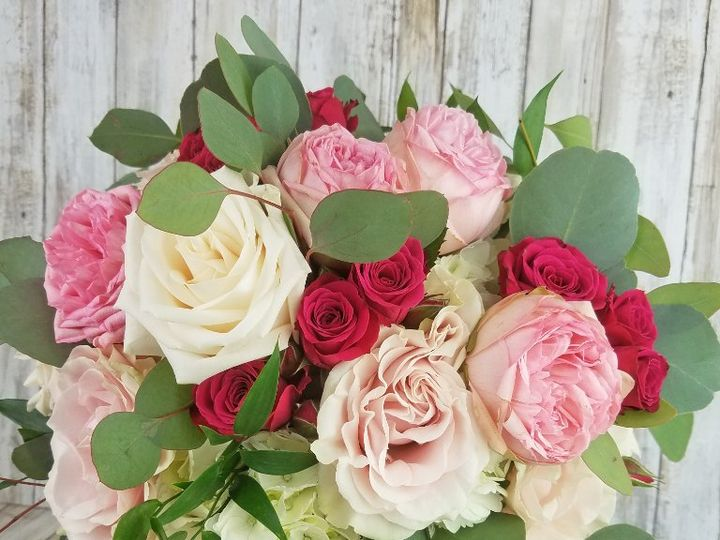 Tmx Bb1452 Tickled Pink Brides Bouquet Copy 51 42687 Oregon City, OR wedding florist