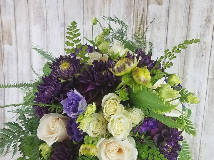 Tmx Bb1463 Purple Summer Wedding Bridal Bouquet Copy 51 42687 Oregon City, OR wedding florist