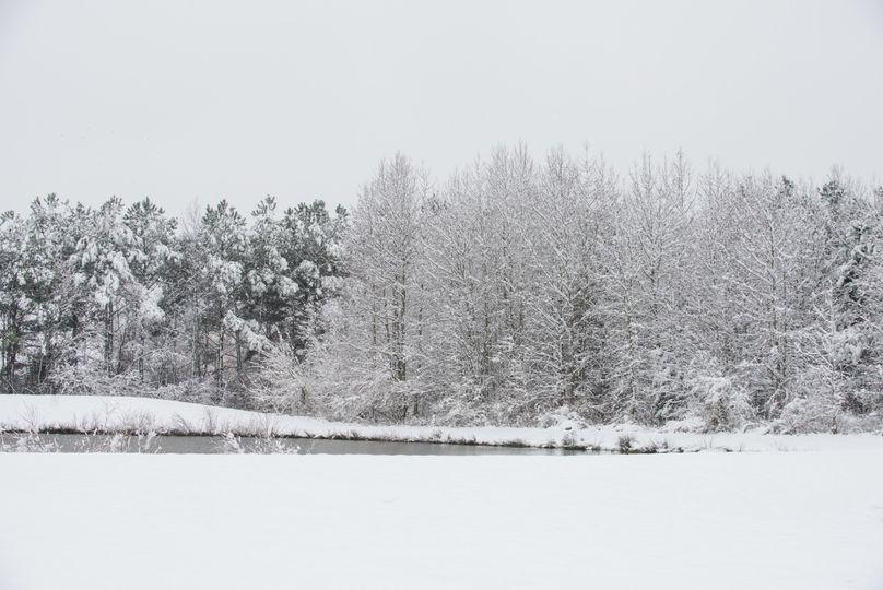 The venue at winter