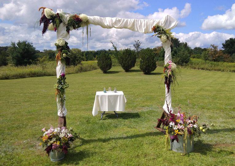 Flower Structures, Ceremony sp