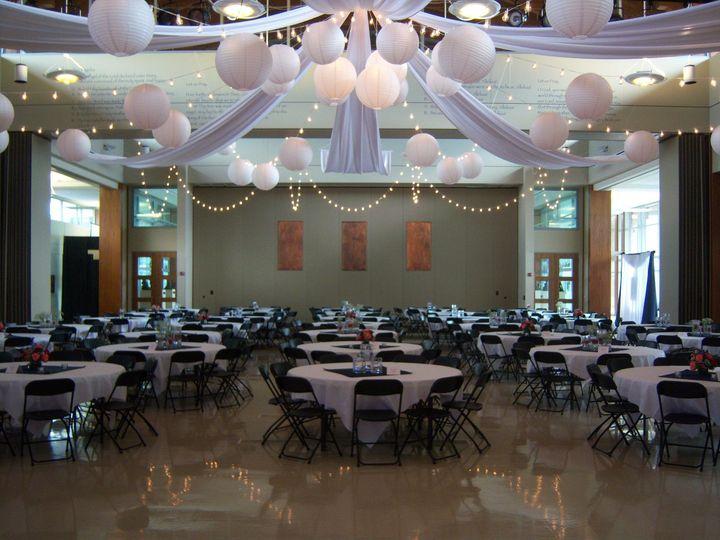 Bellaboda designs lighting decor lenexa ks weddingwire 800x800 1419643114574 daly lyons ceiling junglespirit Image collections