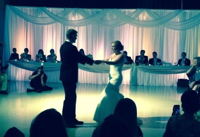 kw first dance