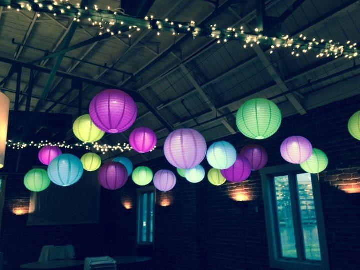 Tmx 1431390238840 Colored Lanterns Two Lenexa wedding eventproduction