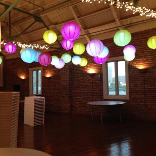 Tmx 1431390261591 Colored Lanterns One Lenexa wedding eventproduction