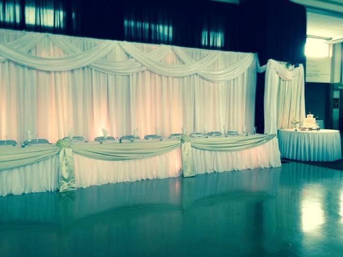 Tmx 1431390639518 Kw Backdrop And Cake Table Lenexa wedding eventproduction