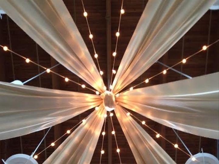 Tmx 1431390802982 Kwceilingfromfloor Lenexa wedding eventproduction