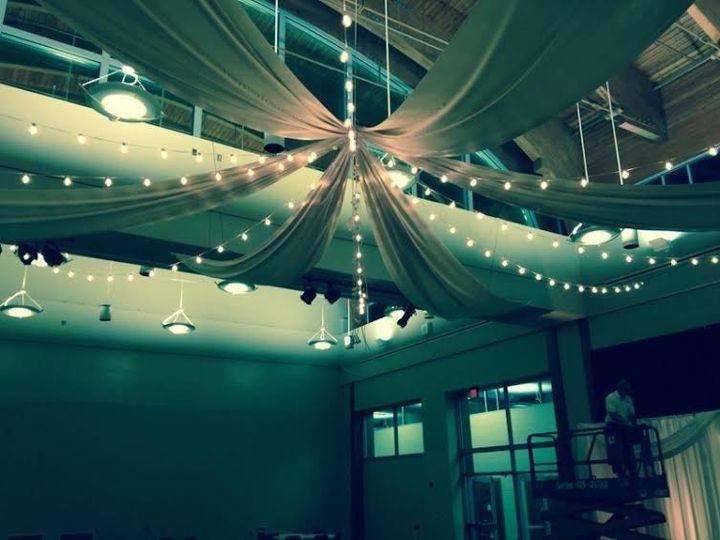 Tmx 1431390837064 Kwlance Install And Ceiling Treatment Lenexa wedding eventproduction