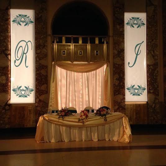 Tmx 1432744871201 Head Table Lenexa wedding eventproduction