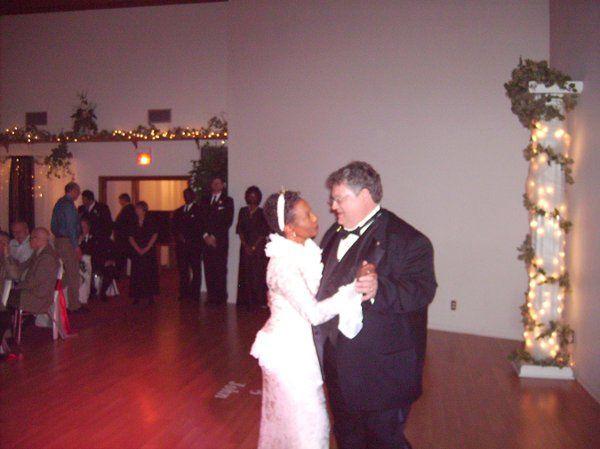 John and Caroline.  Bridal Dance.