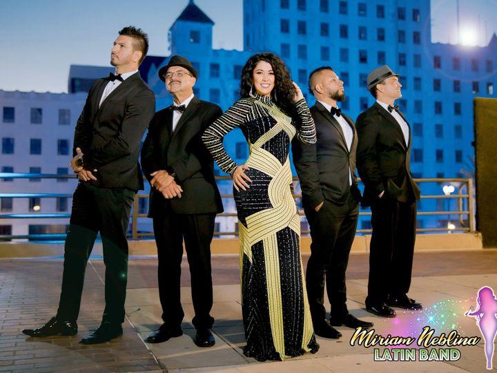 Tmx Band 3website Logo 51 987687 1559886655 Los Angeles, California wedding band
