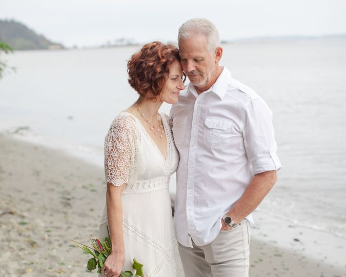 Port Townsend elopement in the park