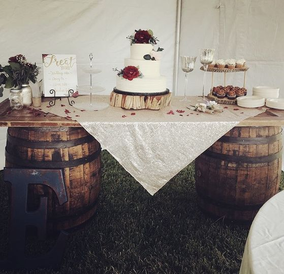 Ellenburg wedding