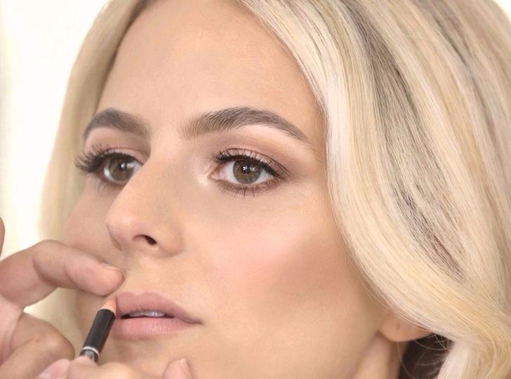 Natalie Shafie Makeup
