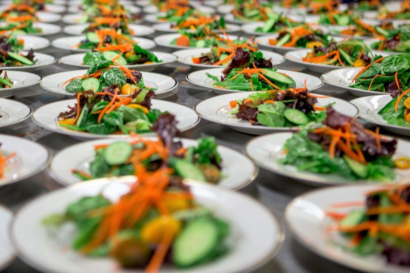 Salads for all