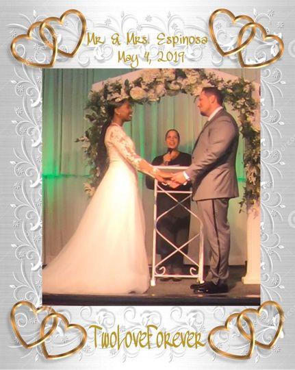 Mr. &Mrs. Espinosa