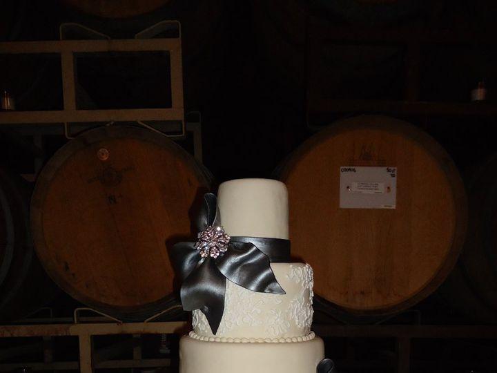 Tmx 1347254151689 DSC00893 Temecula wedding cake