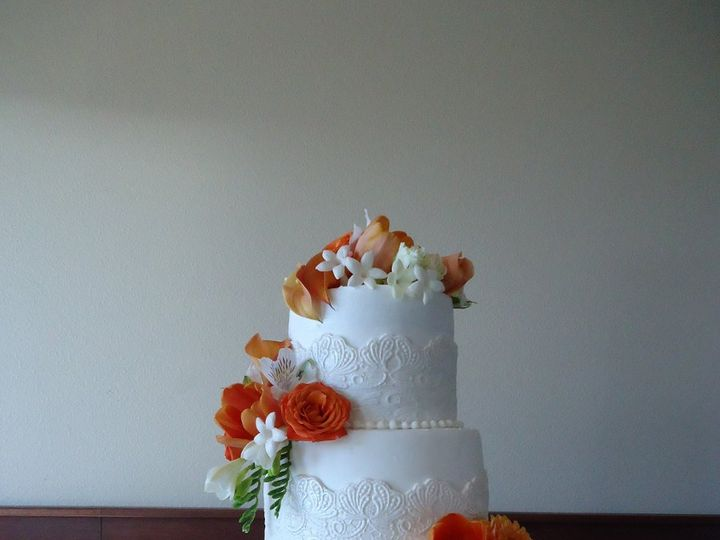 Tmx 1347257653338 DSC01057 Temecula wedding cake